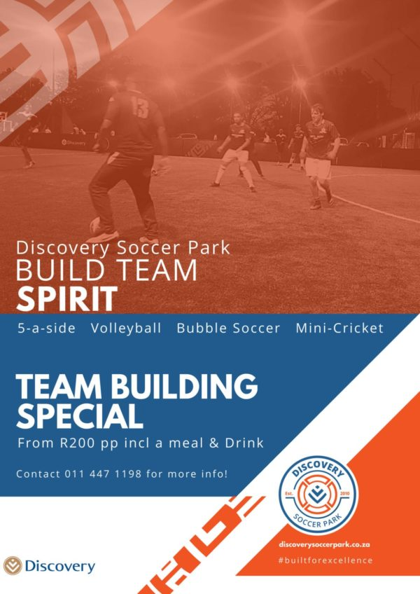 wanderers club Discovery Soccer Park News, April 2019 4