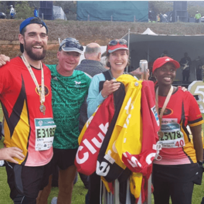 wanderers club Athletics News, April 2019 5