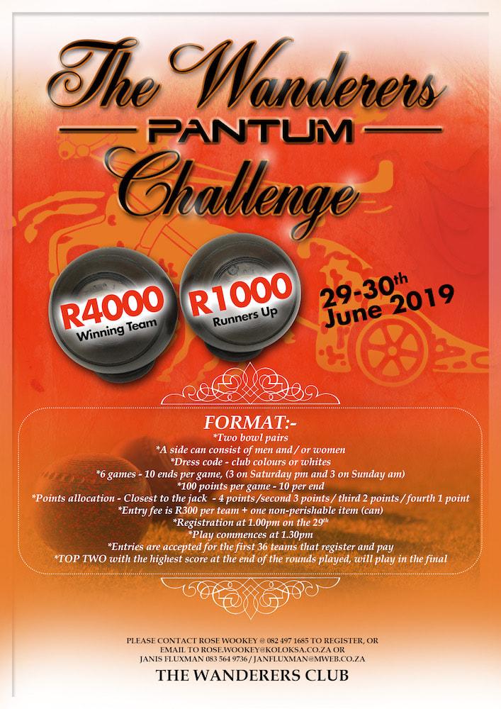 bowls challenge