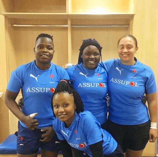 Vodacom Blue Bulls Womens A league
