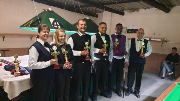 Ibinson Cup Runners-Up 2019 – Sedibeng