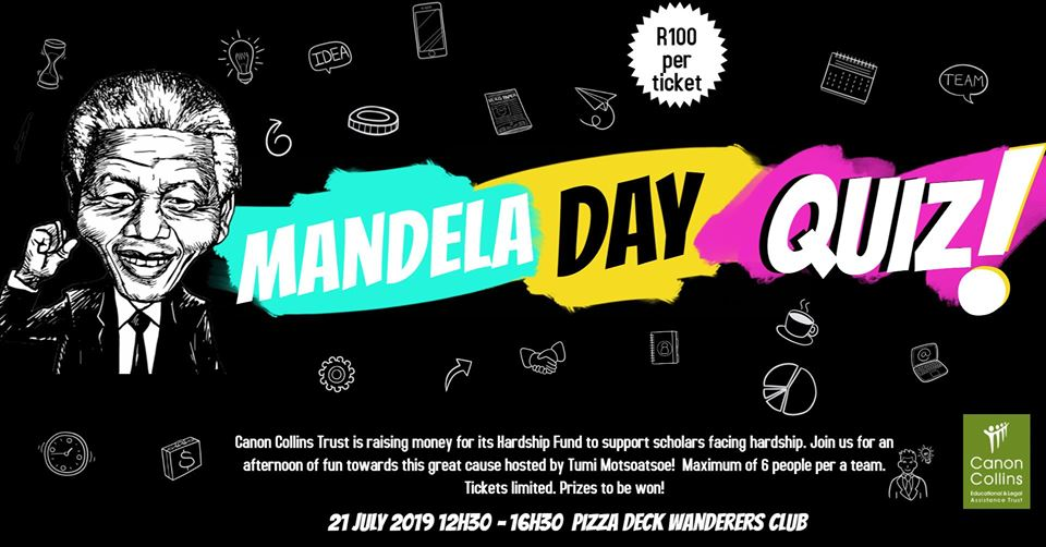 Mandela day quiz