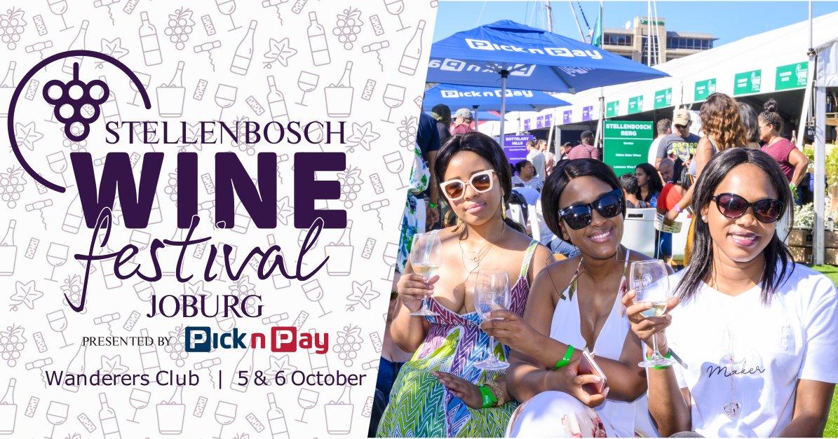 wine festival in johannesburg 2019