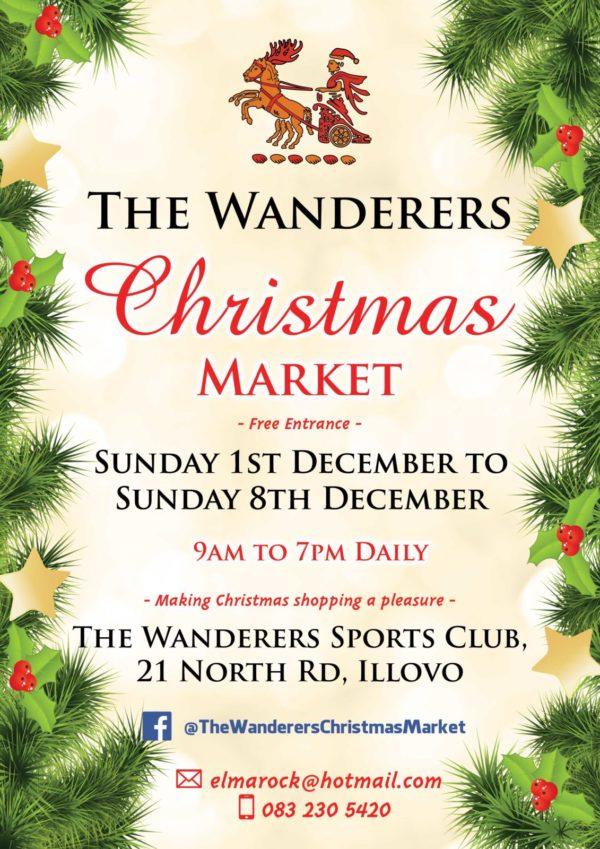 wanderers club Wanderers Christmas Market 3