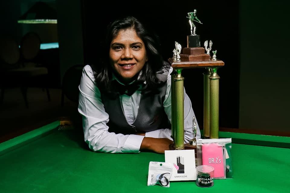 Nishami Rajcoomar – SA Ladies Singles Champion 2019