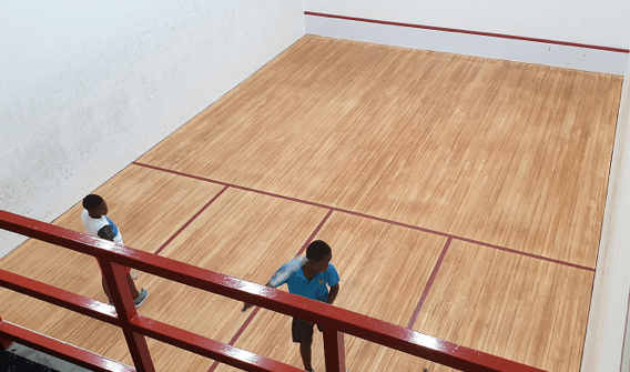 wanderers club Squash News, August 2019 8