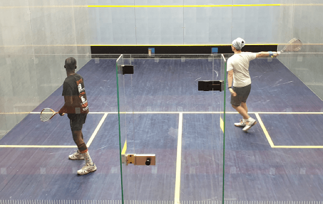 wanderers club Squash News, August 2019 7