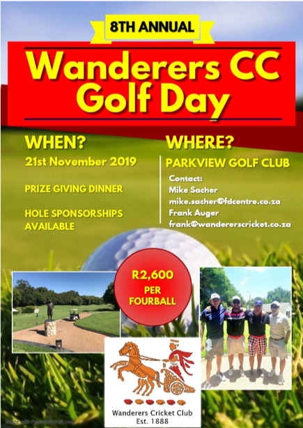 wanderers club Cricket News Update September 2019 7