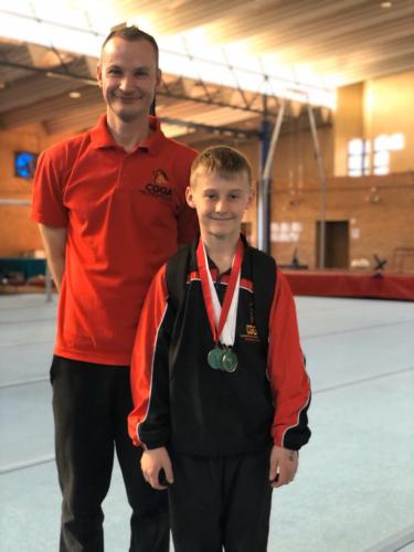 wanderers club Gymnastics News September 2019 2