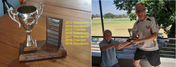 wanderers club Squash News, October 2019 2
