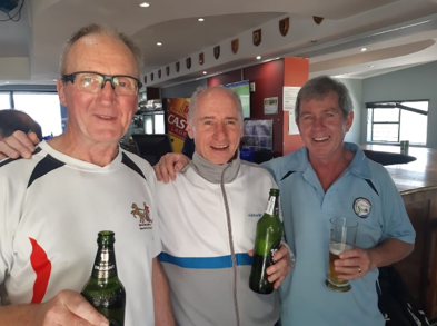 wanderers club Squash News, October 2019 4