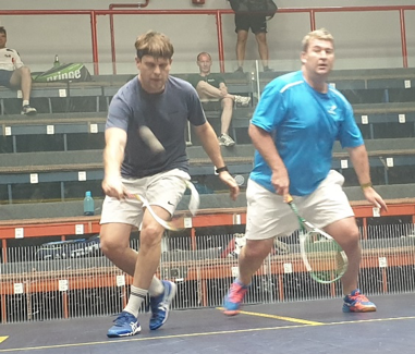 wanderers club Squash News, October 2019 7