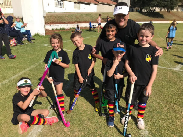 wanderers club Wanderers Mini Hockey 2