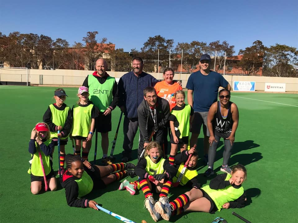 wanderers club Wanderers Mini Hockey 20