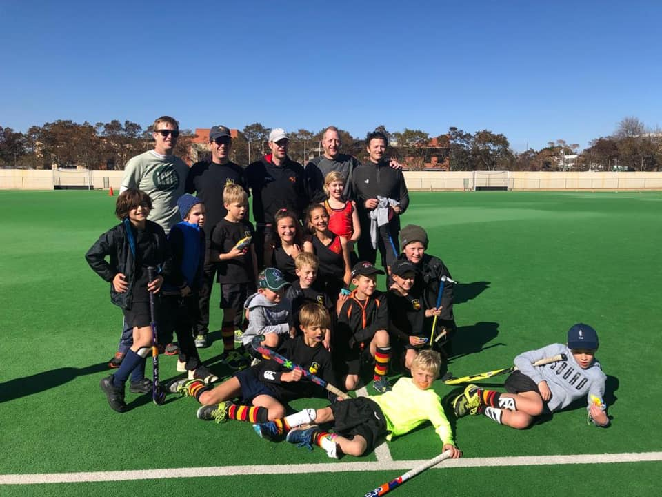 wanderers club Wanderers Mini Hockey 22