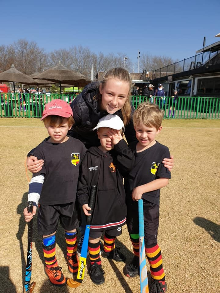 wanderers club Wanderers Mini Hockey 17