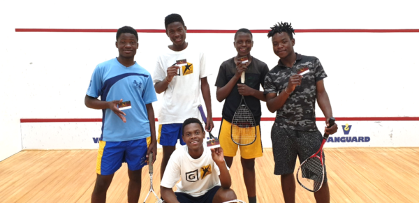 wanderers club Squash News, October 2019 8