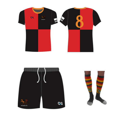 wanderers club U11-Colts Boys Kit 6