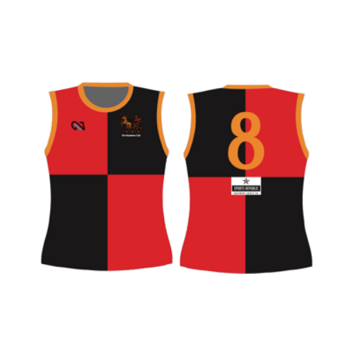 wanderers club Girls Vest 2