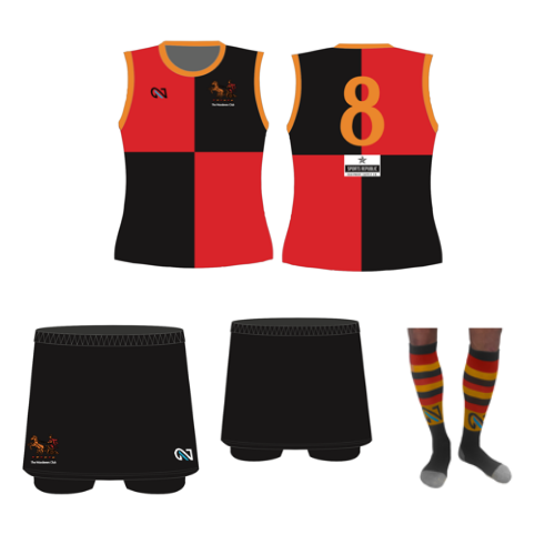 u11 girls colts bundle
