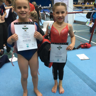 wanderers club Gymnastics News November 2019 3