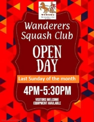 wanderers club Squash News, January 2020 3