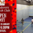 wanderers club Squash Club Open Day 18