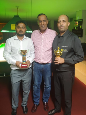 wanderers club Snooker Section March Update 2