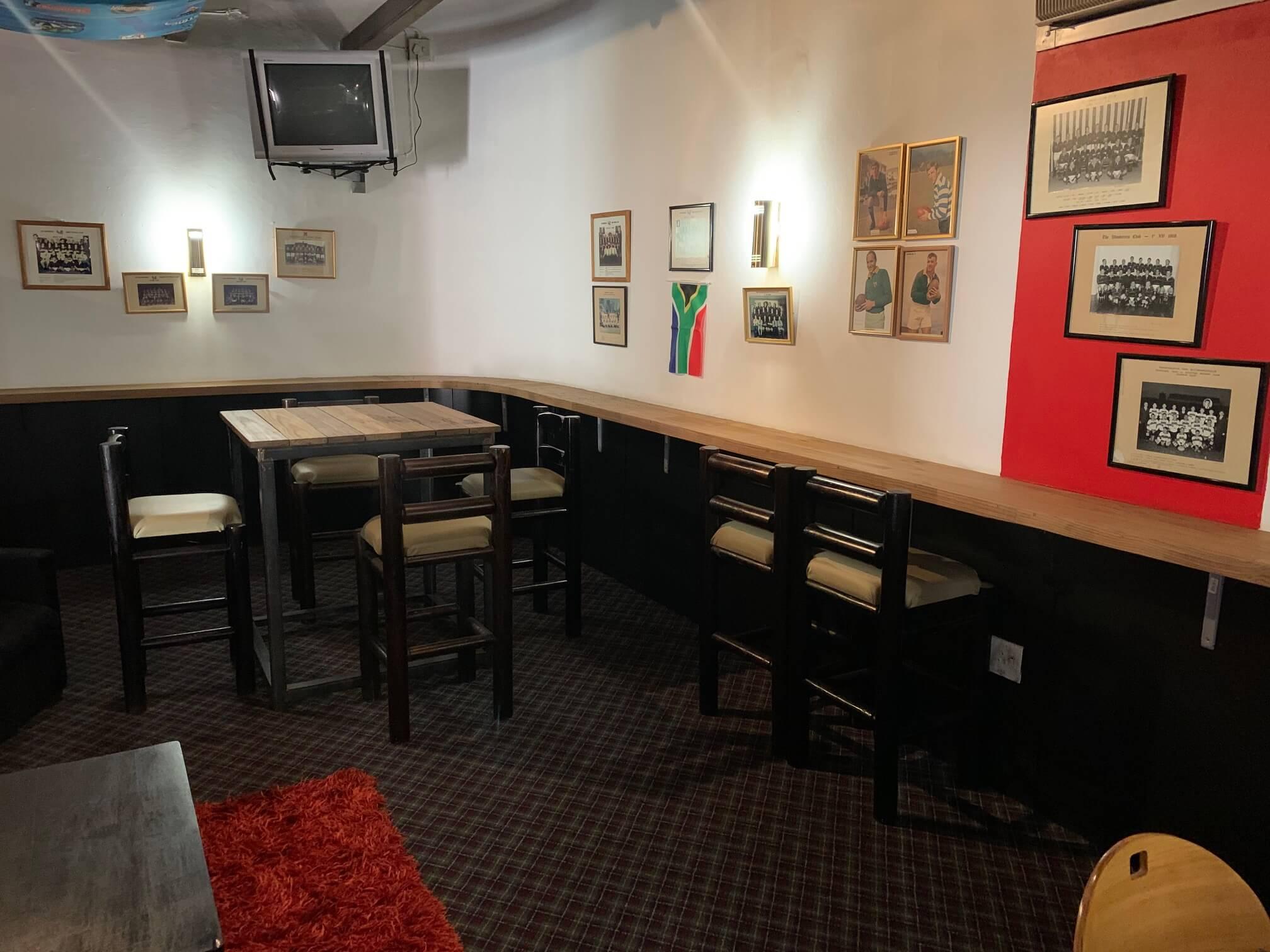 wanderers club Ellis Park Hospitality Suite 2