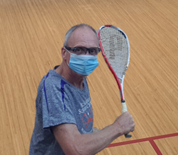 wanderers club Squash News, September 2020 7