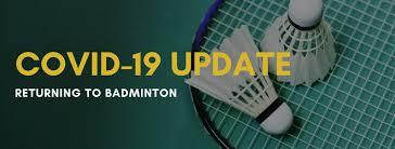 wanderers club Badminton News July 2020 3