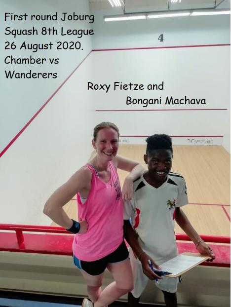 wanderers club Wanderers Squash News, August 2020 9