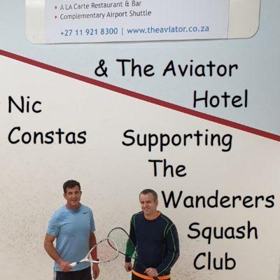 wanderers club Wanderers Squash News, August 2020 13