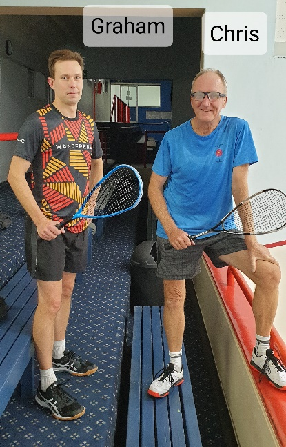 wanderers club Squash News, February 2021 14