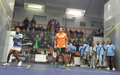 wanderers club Squash 7