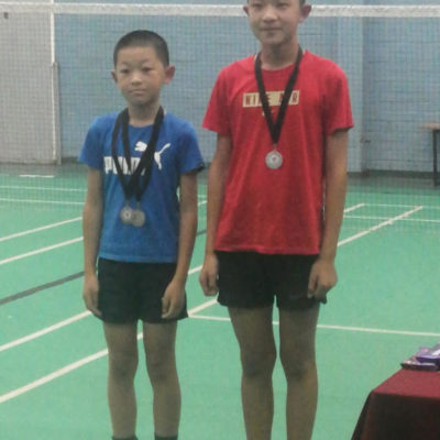 wanderers club Badminton News April 2021 2