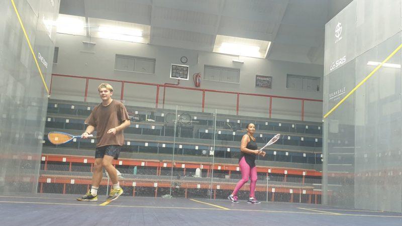 wanderers club Squash News, April 2021 21