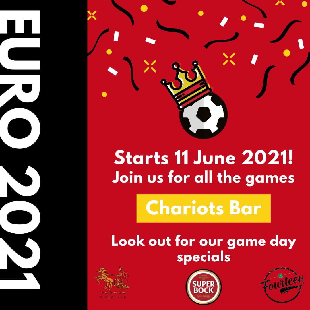 euro 2021 Johannesburg