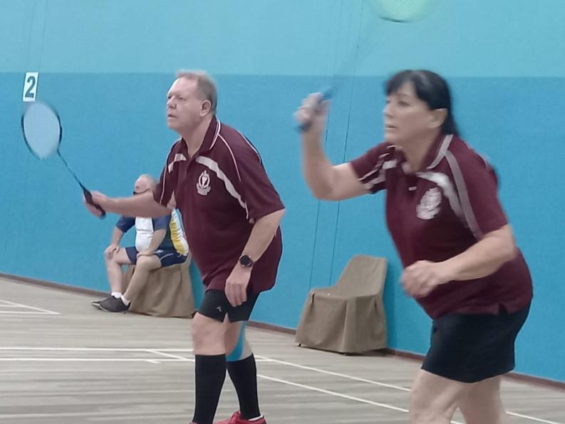 wanderers club Badminton 4