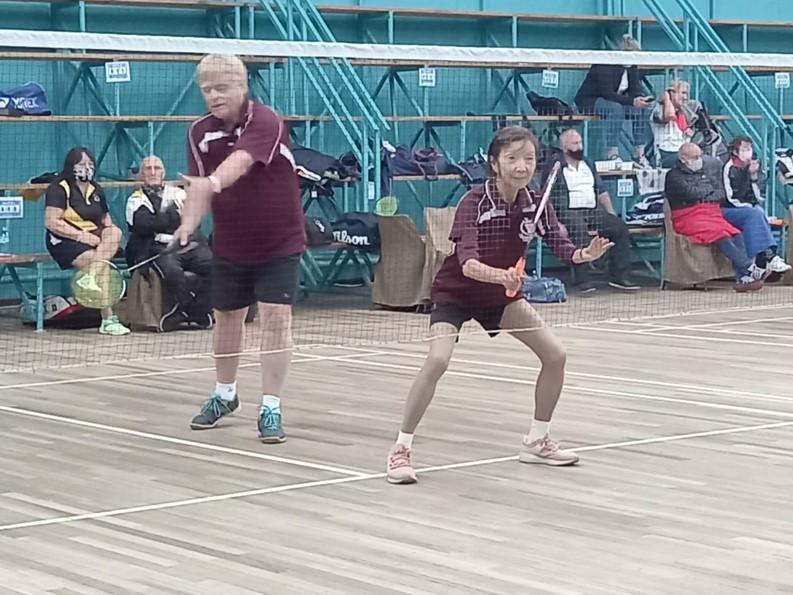wanderers club Badminton 2