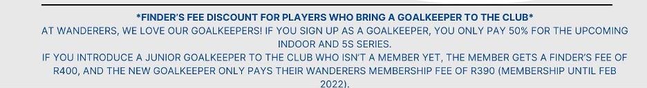 wanderers club Hockey News, August 2021 17