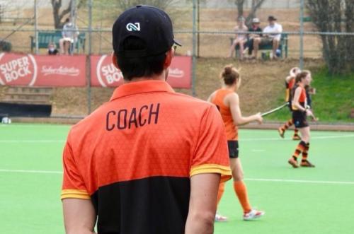 1st Team Ladies Coach, Miguel da Graca