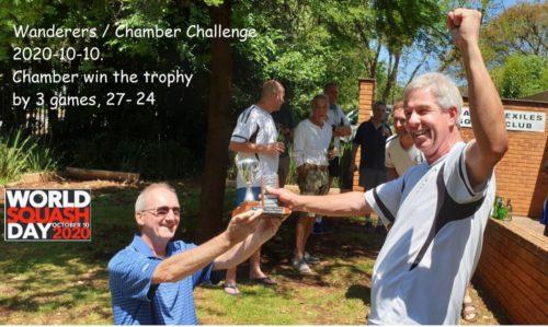 wanderers club Squash News, September 2021 23