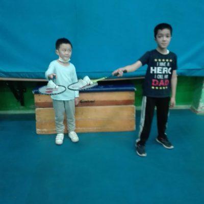 wanderers club Badminton News, September 2021 1